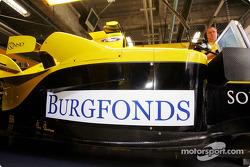 Burgfonds patrocinio de Robert Doornbos