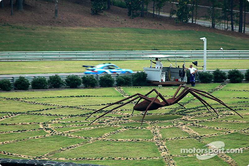 Barber Motorsports Park >> The Spider At Barber Motorsports Park At Birmingham