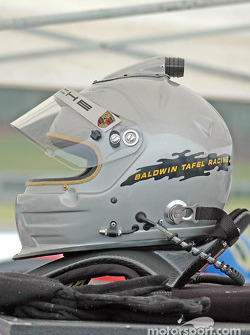 Helmet of Jim Tafel