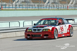 #95 Alegra Motorsport/GT Technologies BMW M3: Ross Bleustein, Hugh Plumb