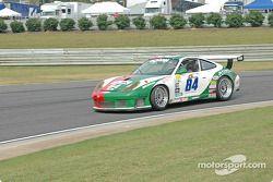 La Porsche GT3 RS n°84 Acme Motorsport : Paul Mortimer, Tim McKenzie