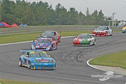 #66 The Racers Group Porsche GT3 RS: Ian James, RJ Valentine, Chris Gleason