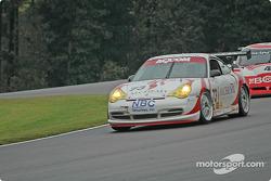 #73 Baldwin-Tafel Racing Porsche GT3 Cup: Jim Tafel, Jack Baldwin