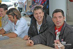 Scott Pruett and Max Papis