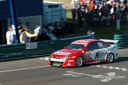 Steven Richards takes his first Bathurst pole