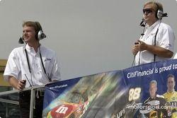 Robert et Doug Yates