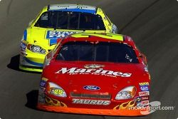 Mike McLaughlin et Michael Waltrip