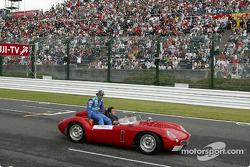 Desfile de pilotos: Felipe Massa