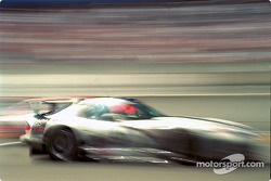 #50 Team Oreca, Chrysler Viper GTS-R: Eric Hélary, Philippe Gache, Olivier Beretta