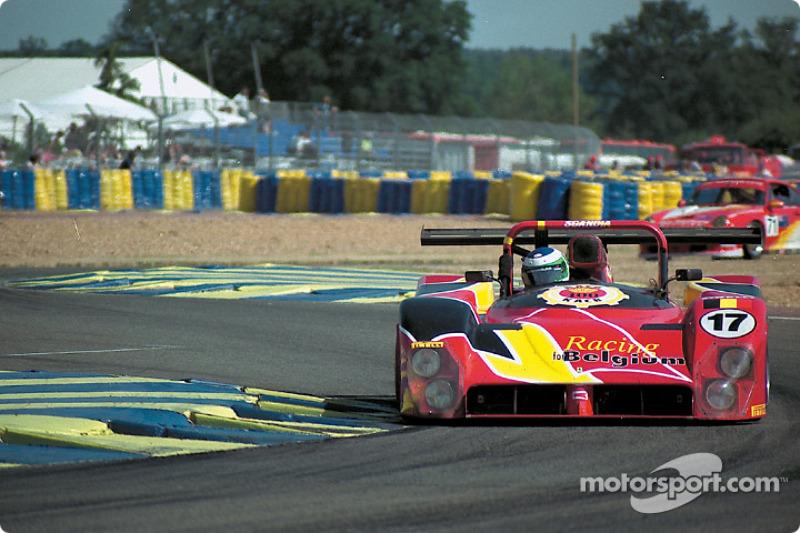 17 Racing For Belgium Ferrari 333 Sp ãric Van De Poele