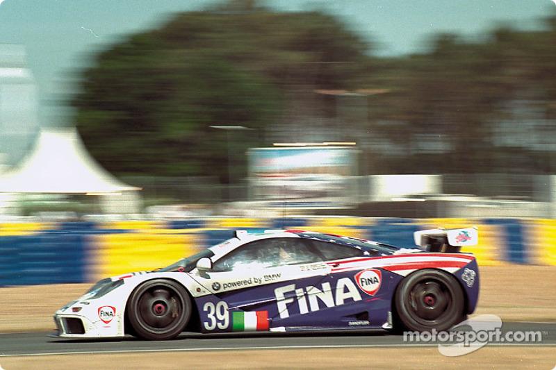 1996: Le Mans debut