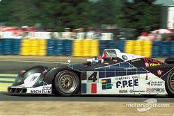 La Courage C36 Porsche n°4 Courage Compétition : Mario Andretti, Jan Lammers, Derek Warwick