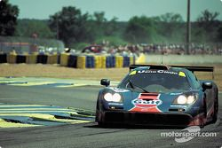 #33 Gulf Racing, McLaren F1 GTR: Ray Bellm, James Weaver, JJ Lehto