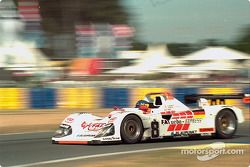 TWR Porsche WSC 95 команды Joest Racing : Дидье Тейс, Микеле Альборето, Пьерлуиджи Мартини