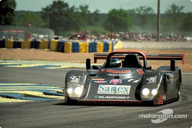 1996: Joest TWR Porsche WSC-95