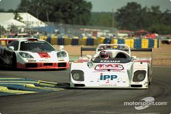 #1 Kremer Racing Kremer K8 Porsche: Christophe Bouchut, Jürgen Lässig, Harri Toivonen