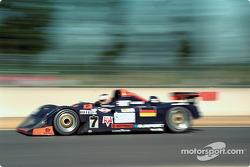 #7 Joest Racing TWR, Porsche WSC 95: Davy Jones, Alexander Wurz, Manuel Reuter