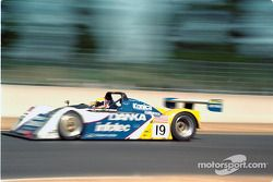 #19 R & S Cars Riley & Scott Mk III: Wayne Taylor, Scott Sharp, Jim Pace