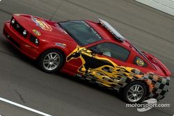 The 2005 Ford Mustang GT pace car