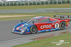 #2 Howard - Boss Motorsports Pontiac Crawford: Milka Duno, Andy Wallace