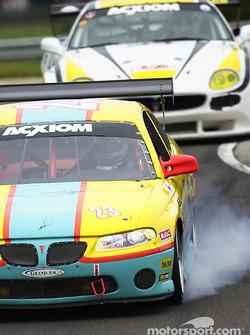 #23 Horizon Motorsports Pontiac GTO: Charles Espenlaub, Frank Del Vecchio