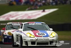 #60 Gunnar Racing Porsche GT3 RS: Gunnar Jeannette, Marino Franchitti