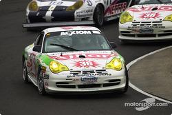 #36 TPC Racing Porsche GT3 Cup: Michael Levitas, Randy Pobst