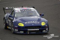 #33 Scuderia Ferrari of Washington Maserati Light GT: Joao Barbosa, Stephen Earle, Emil Assentato