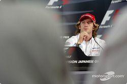Thursday FIA basın toplantısı: Jarno Trulli