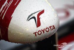 Toyota TF104B nose cone