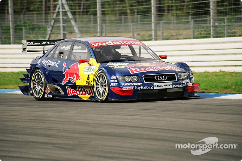 2004: Audi A4 DTM