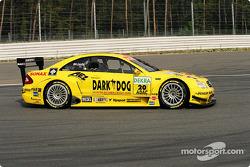 Jarek Janis, Team Rosberg, AMG-Mercedes CLK-DTM 2003