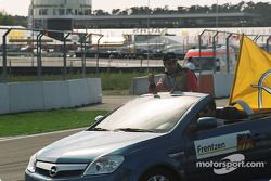 Desfile de pilotos: Heinz-Harald Frentzen