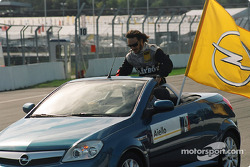Parade des pilotes : Laurent Aiello