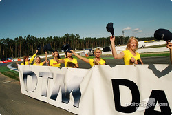 DTM thank their fans