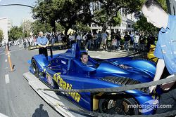 The Sixth Annual Mini Le Mans of San Jose: Creation Autosportif Reynard DBA-Zytek