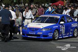 The Sixth Annual Mini Le Mans of San Jose: Tri-Point Motorsports Mazda 6 of Shauna Marinus
