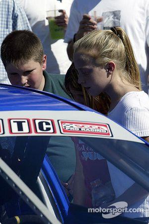The Sixth Annual Mini Le Mans of San Jose: kids love cars