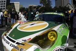 The Sixth Annual Mini Le Mans of San Jose: The Racers Group Porsche 911 GT3 of drivers Patrick Long