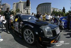 The Sixth Annual Mini Le Mans of San Jose: Team Cadillac CTS-V for driver Max Angelelli