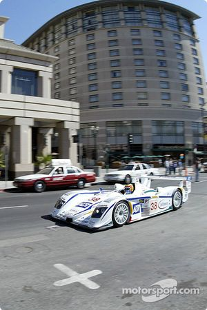 The Sixth Annual Mini Le Mans of San Jose: roaring through market Street