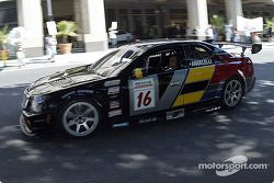 The Sixth Annual Mini Le Mans of San Jose: Max Angelelli, Team Cadillac CTS-V