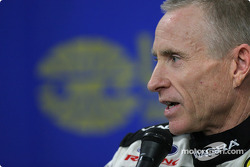 Mark Martin's salute to you press conference: Mark Martin