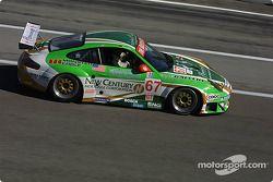#67 The Racers Group Porsche 911 GT3 RSR: Pierre Ehret, Robert Julien