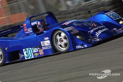 La Lola B2K/44 Judd n°30 Intersport Racing : Clint Field, Robin Liddell, Rick Sutherland