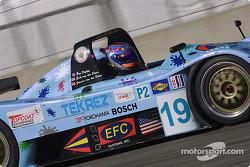 La Lola B2K/40 AER n°19 Van der Steur Racing : Eric van der Steur, Gunnar van der Steur, Ben Devlin