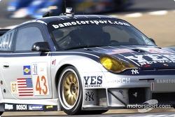 La Porsche 911 GT3 n°43 BAM