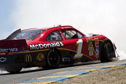 Jamie McMurray, Earnhardt Ganassi Racing Chevrolet accident