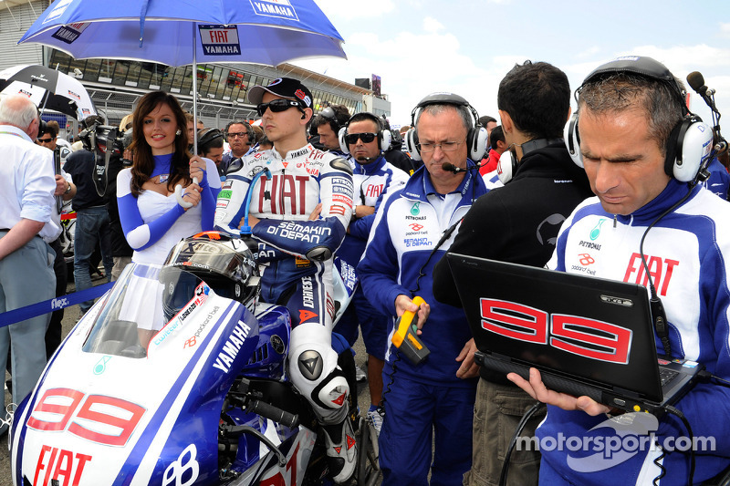 #7 MotoGP - GP de Grande-Bretagne 2010