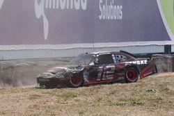 Difficultés pour Brad Keselowski, Penske Racing Dodge